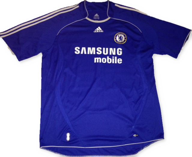 Chelsea 2006-08 Home Shirt XL