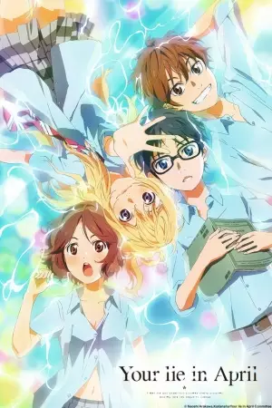 Your Lie in April Anime Review