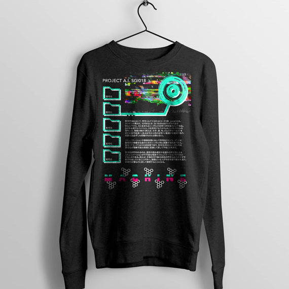 Cyber Punk Japanese Anime Inspired Apparel