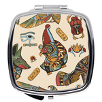Kemetic Icon Compact Mirrors