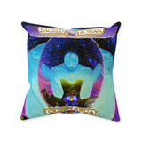 20th Anniversary Sacred Woman Spirit Throw Pillow