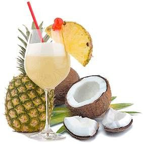 Pipe dream Gourmet E-Tonics:Pina Colada