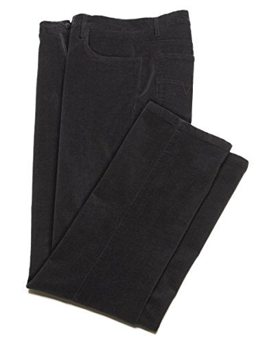 Illegal, STRETCH Fine Wale Corduroy Casual Pants, Jean Style - For Men