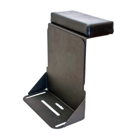 Adjustable Arm Rest Floor Plate Mount by Jotto Desk (425-6411)