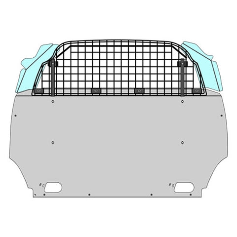 Ford Explorer Cargo Barrier