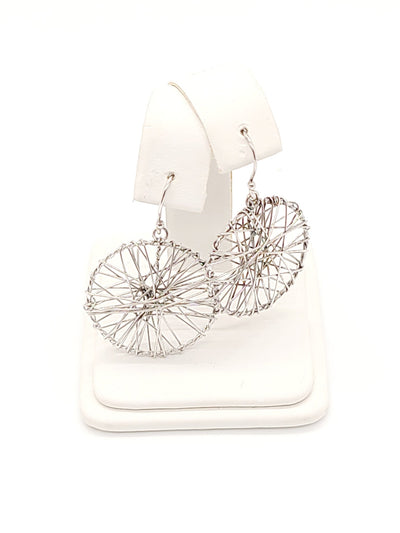 Bailey Silver plated Annaleece Earrings - #shop_name