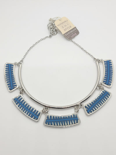Cleopatra Reversible Collar Necklace - #shop_name
