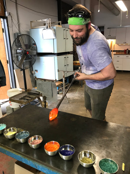 Hot Glass Party!