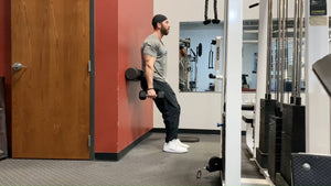 At Home With Adam Bisek: Lower Body Workout