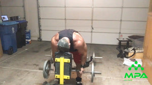 In the Garage with MPA: Matt Porter's Back Workout