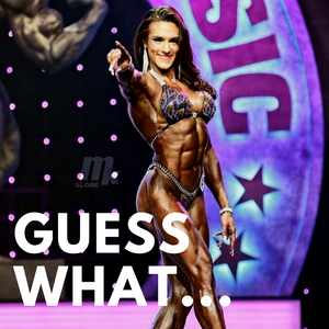 IFBB Pro Natalia Coelho has some news...