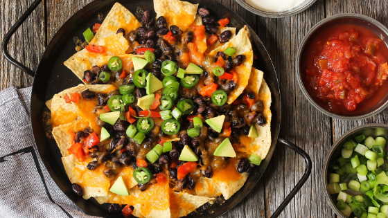 MPA Low Fat Nachos