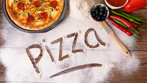 MPA Low Fat Pizza Recipe