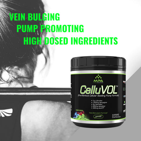 CelluVOL Engorging Pumps