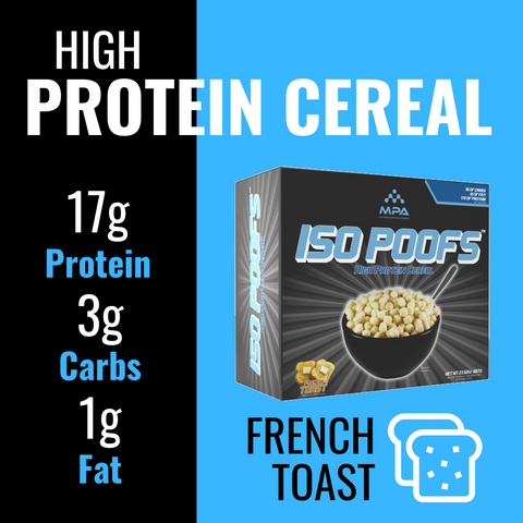 Iso Poofs Cereal
