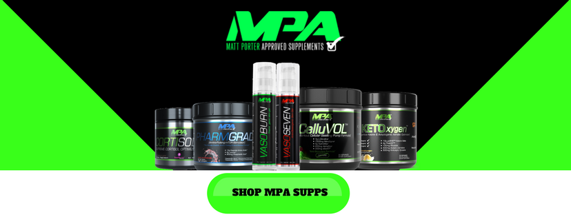 Shop MPA Supps