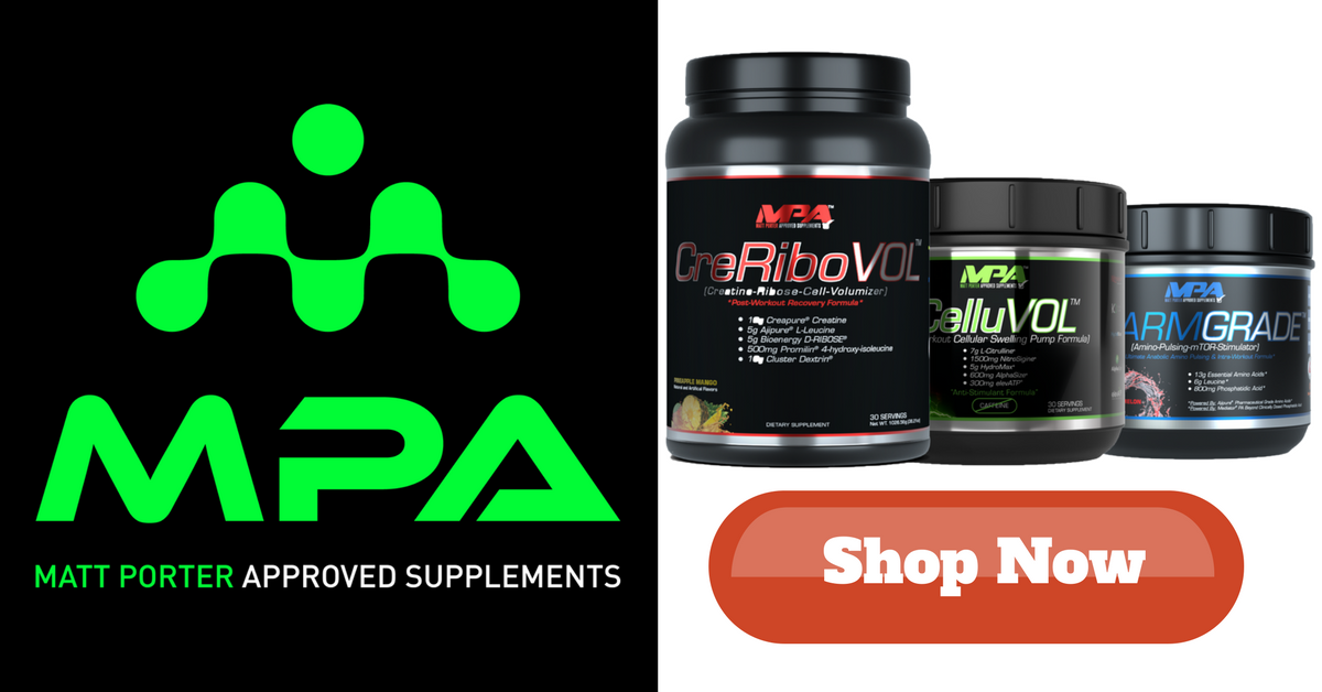 MPA Supps Products