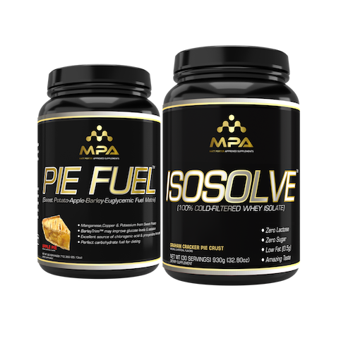 Pie Fuel IsoSolve Stack