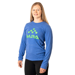 Unisex Jersey Long-Sleeve T-Shirt - MPA Supps