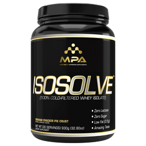 Mpa Supps IsoSolve Protein