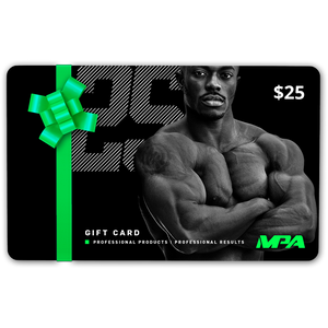 Gift Card - MPA Supps