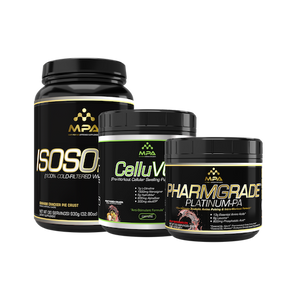Peri Series Platinum-Pa Stack - MPA Supps