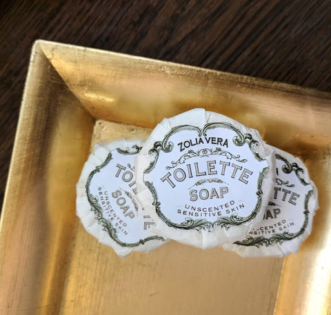 Toilette (Unscented) Mini Soap