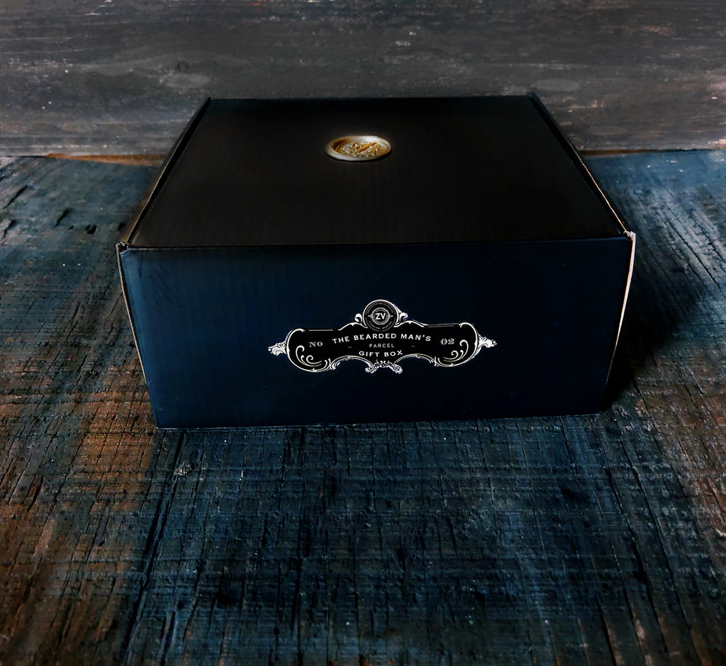 The Bearded Man's Gift Box