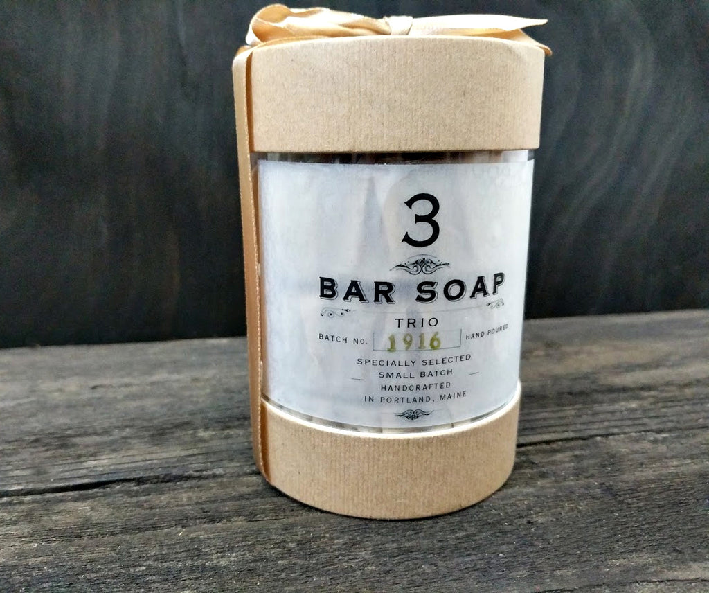 Bar Soap Trio | Choose Your Own