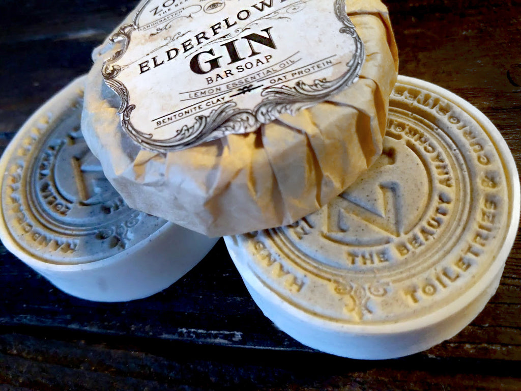 Elderflower Gin Bar Soap