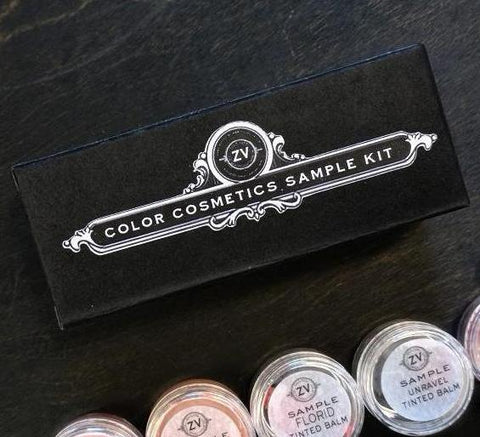 Color Cosmetics Sample Kit