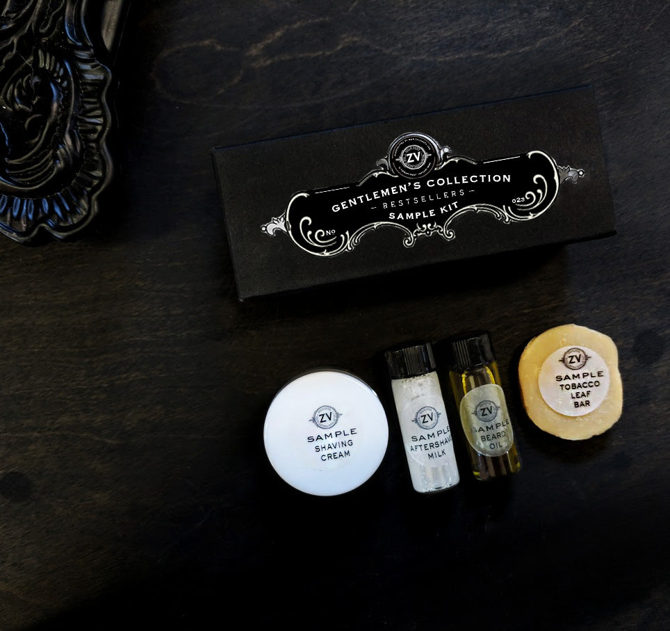 Gentlemen's Sample Kit