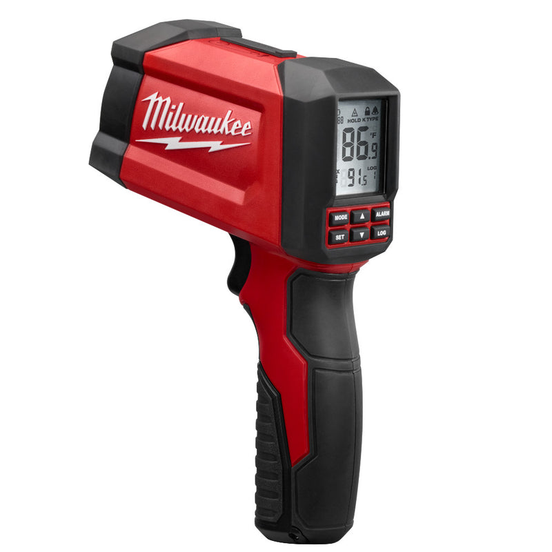 30:1 Infrared/Contact Temp Gun 9-Volt, Milwaukee Brand P/N 2269-20