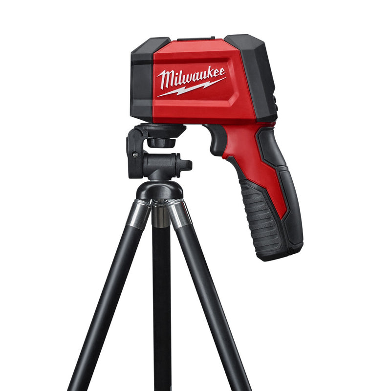 Milwaukee 2269-20 30:1 Infrared/Contact Temp Gun 9-Volt