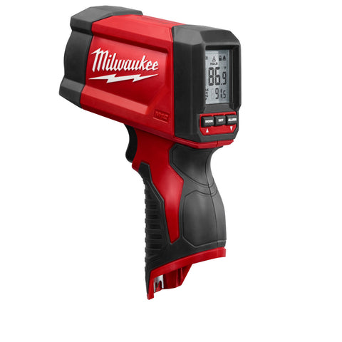 Milwaukee 2278-20NST M12™ 12:1 Infrared Temp Gun NIST Certified