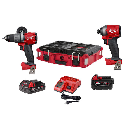 Milwaukee 2997-22CXPO M18 Fuel HD / Impact Packout Kit