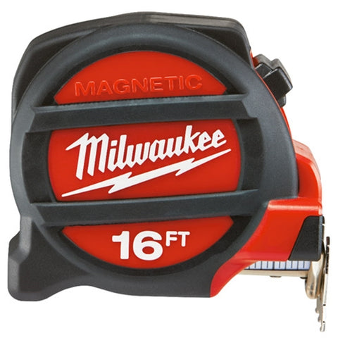 Milwaukee 48-22-5116 16' Magnetic Tape Measure