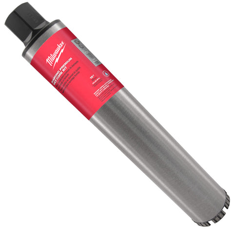 "Milwaukee 48-17-3042 4-1/4"" Diamond Core Bit-Premium"