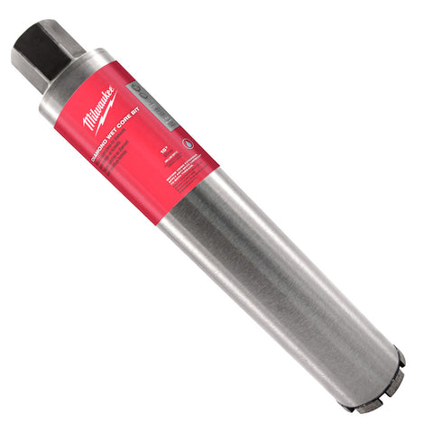 "Milwaukee 48-17-2025 2-1/2"" Diamond Core Bit"