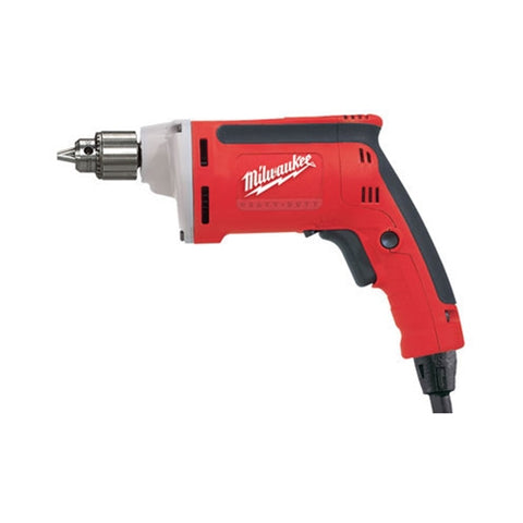 1/4 inch Magnum Drill, 0-4000 RPM with Quik-Lok Cord, Milwaukee Brand P/N 0101-20