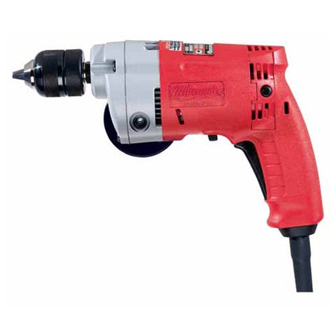 Magnum 5.5-Amp 3/8-Inch Drill with Keyless Chuck, Milwaukee Brand P/N 0233-20