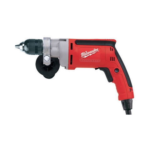 1/2 inch Drill, 0-850 RPM with All Metal Chuck Quik-Lok Cord, Milwaukee Brand P/N 0302-20