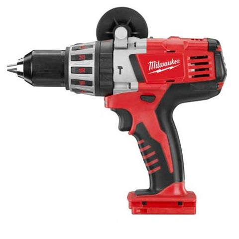 28-Volt 1/2-Inch Hammer Drill without Battery,  Milwaukee Brand P/N 0726-20