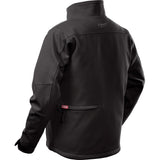Milwaukee 202B-20L M12 Heated TOUGHSHELL Jacket Only L, Black