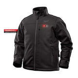 Milwaukee 202B-202X M12 Heated TOUGHSHELL Jacket Only 2X, Black