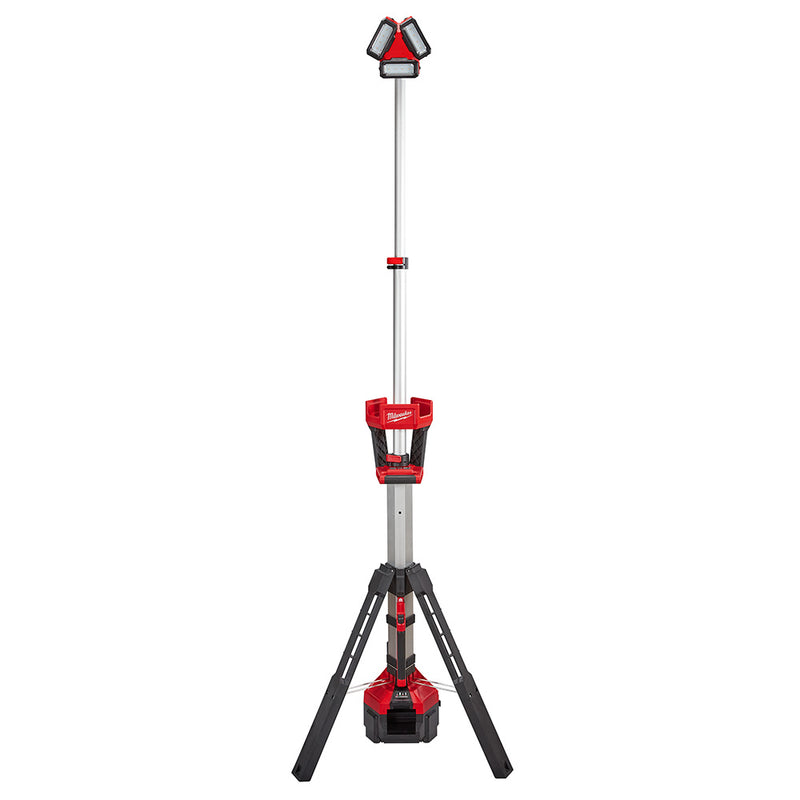 ROCKET LED Tower Light with Charger, Milwaukee Brand P/N 2135-20