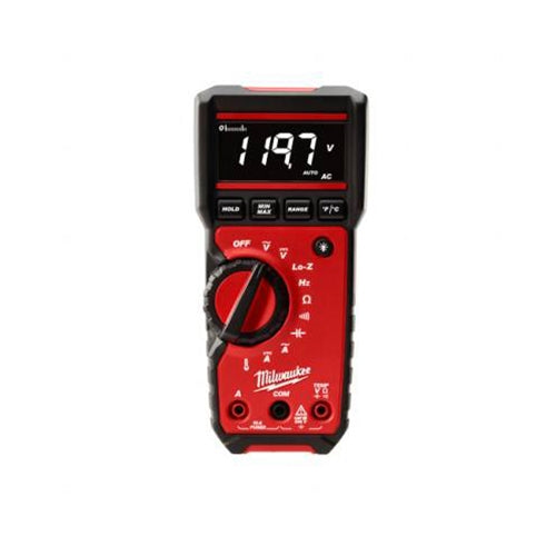 Digital Multimeter, Milwaukee Brand P/N 2217-20