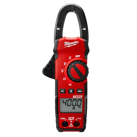 CLAMP METER 400 AMP, Milwaukee Brand P/N 2235-20