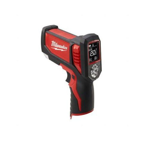 Laser Temp-Gun Cordless Thermometer for HVAC/R (Bare Tool), Milwaukee Brand P/N 2277-20