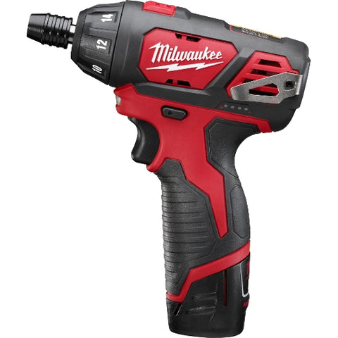 Milwaukee 2401-22 M12 Lithium-Ion 12V Sub-Compact Driver Drill Kit